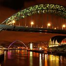 Evening On The Tyne by Great North Views