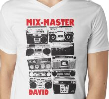 """ILC  MIX-MASTER"" Mens V-Neck T-Shirt"