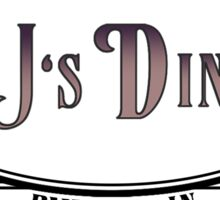JJ's Diner - Parks and Recreation Sticker