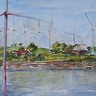 Tilting at Windmills by bevmorgan