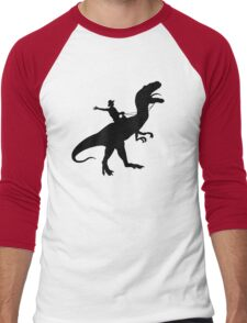 Dinoboy Men's Baseball ¾ T-Shirt