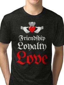 Claddagh Tri-blend T-Shirt