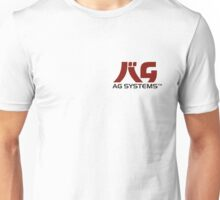 Wipeout Pulse - AG-System Logo alt Unisex T-Shirt
