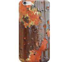 Rusty Icase iPhone Case/Skin