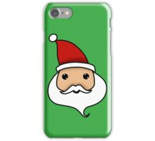 HO HO HO! iPhone Case/Skin