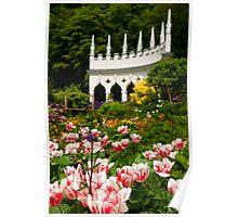 Rococo Spring Poster