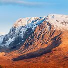 Ben Nevis by Justin Foulkes