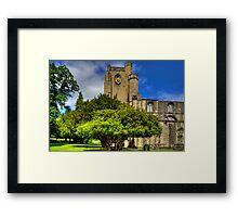 Dunkeld Cathedral II Framed Print