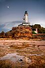 Point Lonsdale Lighthouse (1) by Christine Smith