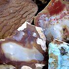 Rocks by marilyn diaz