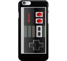 NES CRYSTAL-IZED CONTROL BLACK CLASSIC NINTENDO  iPhone Case/Skin