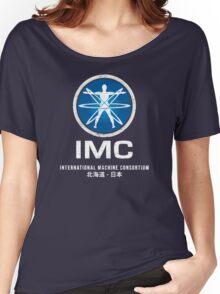 International Machine Consortium (worn look) Women's Relaxed Fit T-Shirt