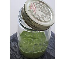 Presto Pesto Photographic Print