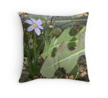 It IS a Small World After All! Throw Pillow