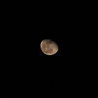 The Moon, few minutes ago... by Omar Dakhane