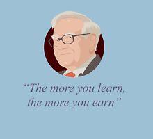 Warren Buffett quote Unisex T-Shirt