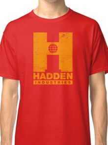 Hadden Industries (Worn Look) Classic T-Shirt