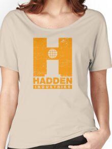 Hadden Industries (Worn Look) Women's Relaxed Fit T-Shirt