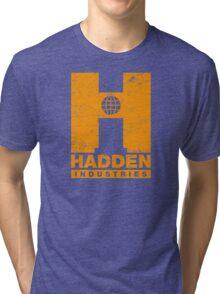 Hadden Industries (Worn Look) Tri-blend T-Shirt