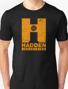 Hadden Industries (Worn Look) T-Shirt