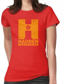 Hadden Industries (Worn Look) Womens Fitted T-Shirt