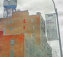 New York City Pace Prints by FeeBeeDee