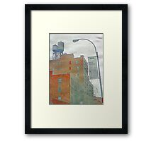 New York City Pace Prints Framed Print