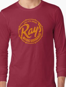 Ray's Music Exchange (worn look) Long Sleeve T-Shirt