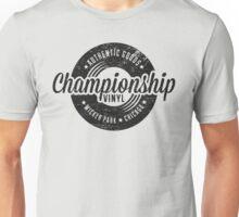 Championship Vinyl (worn look) Unisex T-Shirt