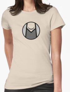 Moonhawk410 Logo Womens Fitted T-Shirt