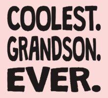 Coolest. Grandson. Ever. Kids Tee