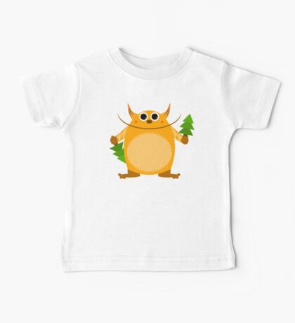 From monster with love Baby Tee