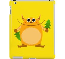 From monster with love iPad Case/Skin
