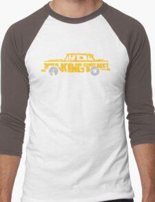 Cab chauffeur Men's Baseball ¾ T-Shirt