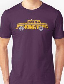 Cab chauffeur Unisex T-Shirt