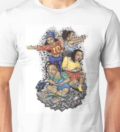 Growing Up Gaming Unisex T-Shirt