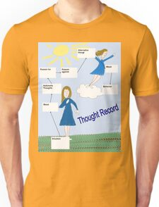 Thought Record Unisex T-Shirt
