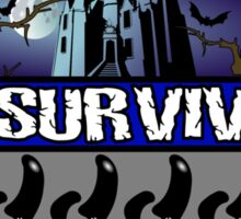 Unsurvivor Sticker