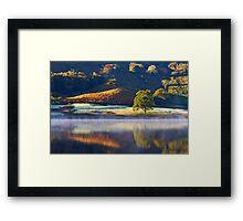 Reflective Rydal Framed Print