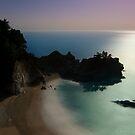 Midnight at Big Sur by MattGranz
