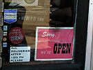 Sorry, We're Open by Nevermind the Camera Photography