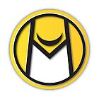 Moonhawk410 // LOGO YELLOW by Christopher Boscia