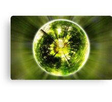 Orb of Life 1 Canvas Print