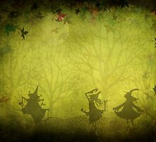 The Witches Rave by Rookwood Studio ©