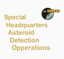 Special Headquarters ASTEROID Detection Opperations One Piece - Long Sleeve