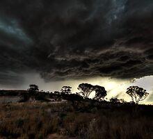 Stormy Skies over Eyre Peninsula by Aarron Morris
