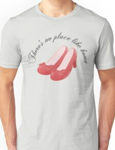 The Ruby Slippers Unisex T-Shirt