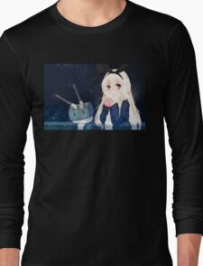 Shimakaze Presend Long Sleeve T-Shirt