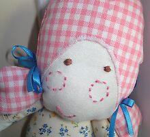 Rag Doll by Justine Humphries