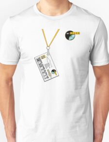 Special HQ Asteroid Detection Opperations Office T-Shirt